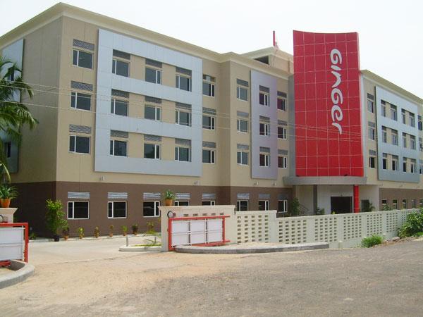 Ginger Hotel, Trivandrum