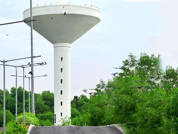 technopark water-tank, -kollam