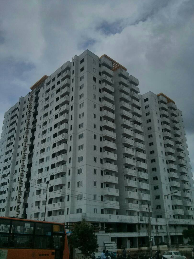 GR heights, Bangalore