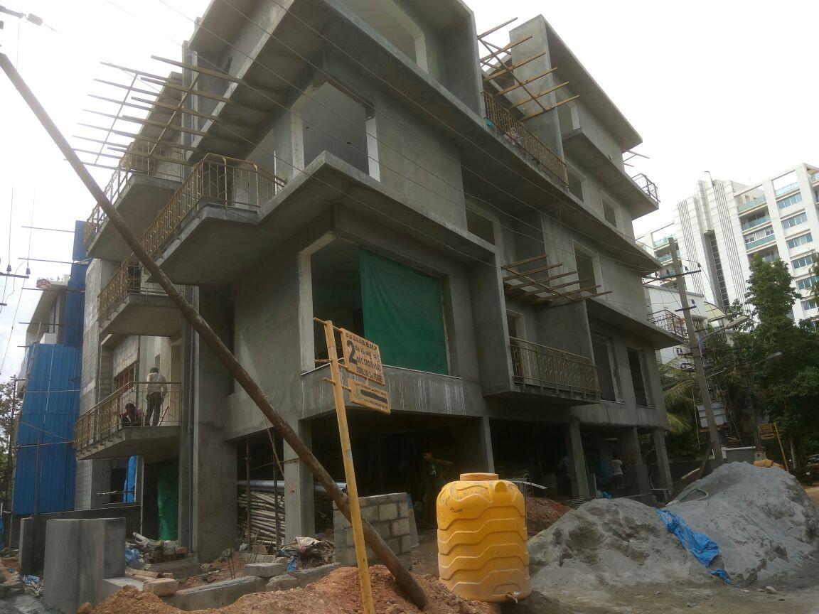 Salima Apartments, Bangalore